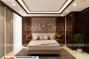 8 Mẫu nội thất phòng ngủ vip sang trọng tại khu đô thị waterfront hải phòng wfc 008