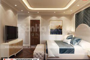 9 Thiết kế nội thất phòng ngủ 2 sang trọng tại quảng ninh