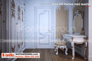 9 Trang trí nội thất phòng thay đồ cao cấp tại vĩnh long sh btp 0145