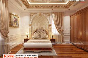 15 Mẫu nội thất phòng ngủ 2 kiểu cổ điển tại long an sh btld 0041