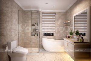 17 Thiết kế nội thất phòng tắm sang trọng tại khu đô thị vinhomes imperia hải phòng