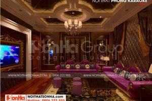 17 Trang trí nội thất phòng karaoke cao cấp tại long an sh btld 0041