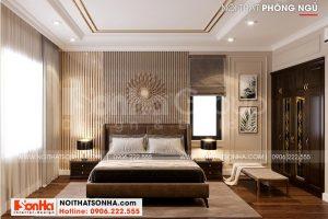 6 Mẫu nội thất phòng ngủ 2 cao cấp tại khu đô thị vinhomes imperia hải phòng