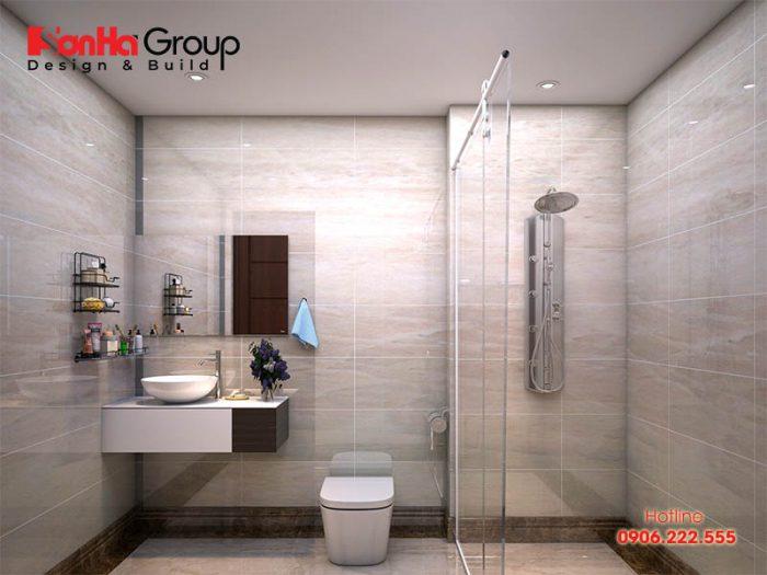 3 Nguyên tắc bố trí nhà vệ sinh chuẩn phong thủy