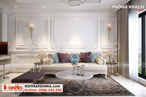 13 Mẫu nội thất phòng khách đẹp tại hải phòng sh nod 0218