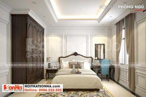 15 Trang trí nội thất phòng ngủ kiểu tân cổ điển tại hải phòng sh nod 0218