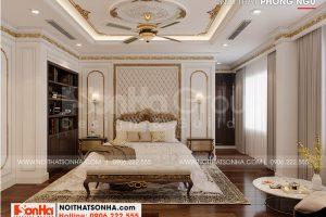 8 Mẫu nội thất phòng ngủ 1 đẳng cấp tại hà nội sh btp 0151
