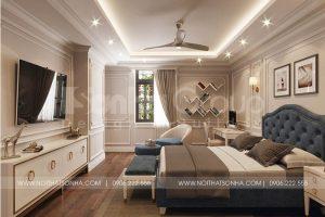 9 Không gian nội thất phòng ngủ 2 quý phái tại hà nội sh btp 0151