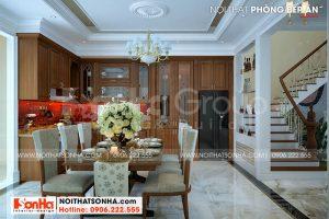 4 Trang trí phòng bếp cao cấp tại sài gòn sh nod 0222