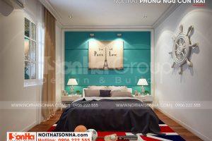 7 Mẫu nội thất phòng ngủ con trai cá tính tại sài gòn sh nod 0222