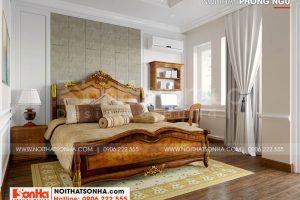 8 Không gian nội thất phòng ngủ kiểu tân cổ điển tại sài gòn sh nod 0222