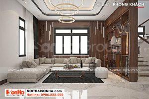 10 Không gian nội thất phòng khách cao cấp tại quảng ninh sh nop 0211