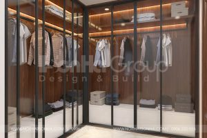 14 Mẫu nội thất phòng thay đồ tiện nghi tại quảng ninh sh nop 0211
