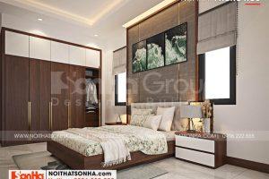 15 Không gian nội thất phòng ngủ quý phái tại quảng ninh sh nop 0211