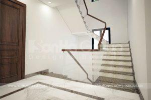 18 Thiết kế nội thất sảnh thang đẹp tại quảng ninh sh nop 0211