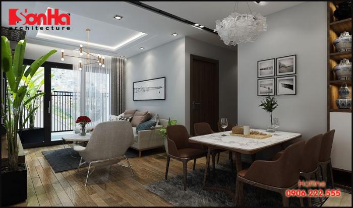 Để thiết kế nội thất chưng cư hoàn hảo thì việc lên ý tưởng là rất quan trọng