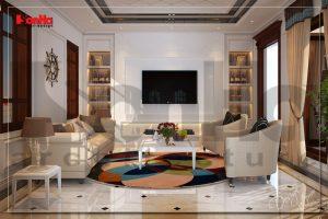 BIA Mẫu nội thất biệt thự cổ điển cao cấp tại Quảng Bình NT BTP 0062