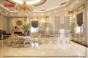 BIA nội thất trung tâm spa cổ điển tại đà nẵng NT BTP 0084