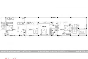 19 Mặt bằng tầng 5 căn hộ cho thuê tại hải phòng