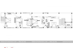 20 Mặt bằng tầng 6 căn hộ cho thuê tại hải phòng