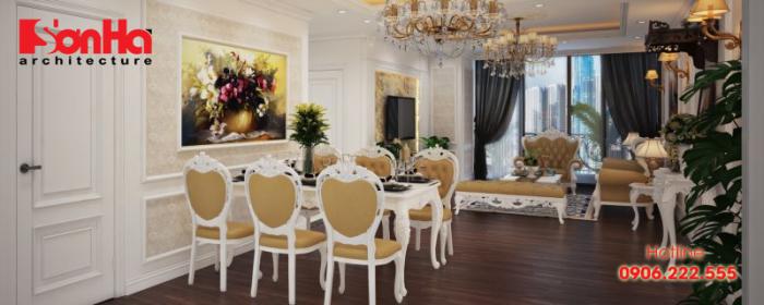 Phong cách nội thất tân cổ điển được ưa chuộng bởi trang trí tối giản mà đẹp mắt