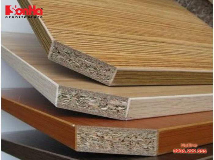 Ứng dụng của gỗ công nghiệp MDF trong thiết kế nội thất