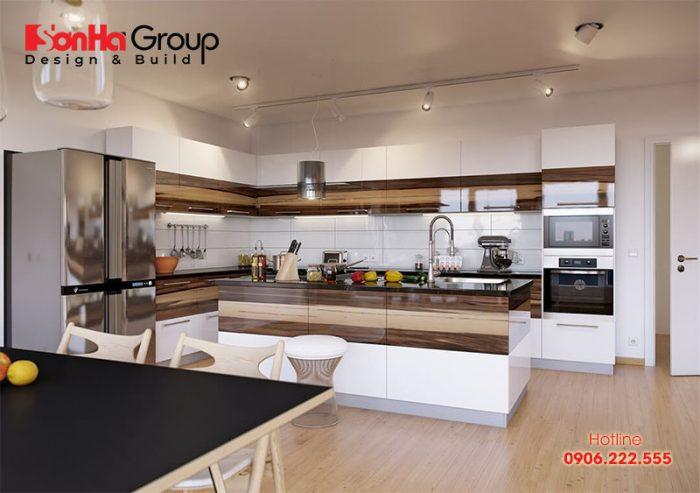 Cách chọn và bố trí tủ bếp cho người tuổi Bính Dần gồm nhiều nguyên tắc