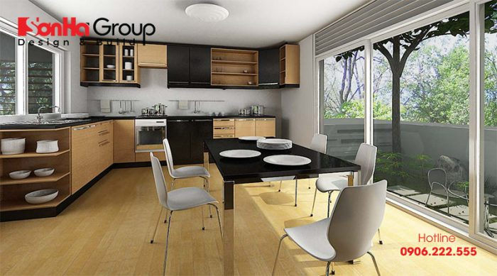 Chuyên gia thiết kế nội thất tư vấn cách chọn và bố trí tủ bếp người tuổi Giáp Tý