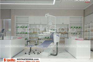 5 Cách trang trí nội thất showroom tầng 2 nhà ống hiện đại 3 phòng ngủ tại hà nội sh nod 0211 (2)
