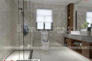 11 Mẫu nội thất phòng tắm wc sang trọng tại vinhomes imperia hải phòng