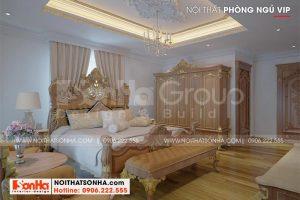 14 Thiết kế nội thất phòng ngủ vip 5 sang trọng tại long an sh btld 0041