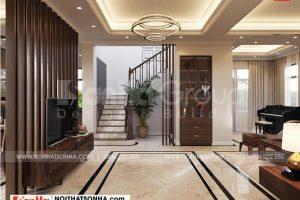 3 Trang trí nội thất sảnh thang sang trọng tại vinhomes imperia hải phòng