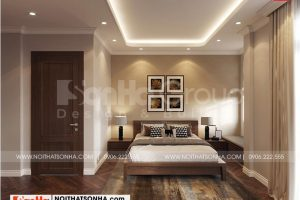 6 Mẫu nội thất phòng ngủ master đẳng cấp tại vinhomes imperia hải phòng