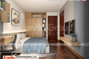 8 Trang trí phòng ngủ con gái ấn tượng tại vinhomes imperia hải phòng