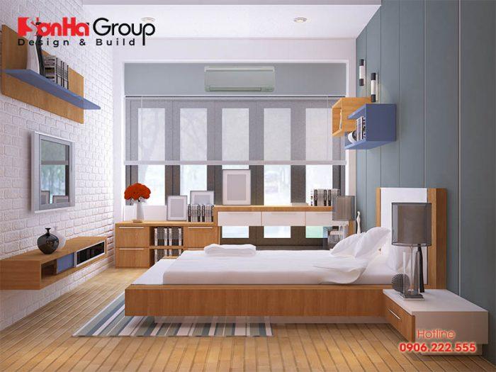 Mẫu phòng ngủ dành cho bé trai với xu hướng thiết kế đẹp, năng động và cá tính theo độ tuổi trưởng thành