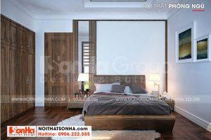 7 Thiết kế nội thất phòng ngủ 3 đẳng cấp tại vinhomes marina
