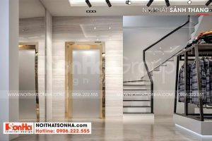 10 Trang trí nội thất sảnh thang hiện đại tại hải phòng sh nod 0218