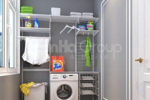 19 Không gian nội thất phòng giặt cao cấp tại hà nội sh btp 0151
