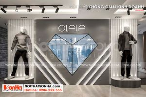 7 Thiết kế nội thất không gian kinh doanh đẹp hải phòng sh nod 0218