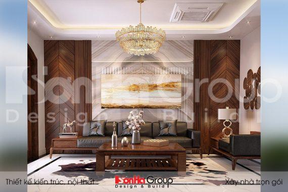 Mê đắm trước không gian thiết kế nội thất nhà phố Vinhomes Marina Hải Phòng – SH VHI 010